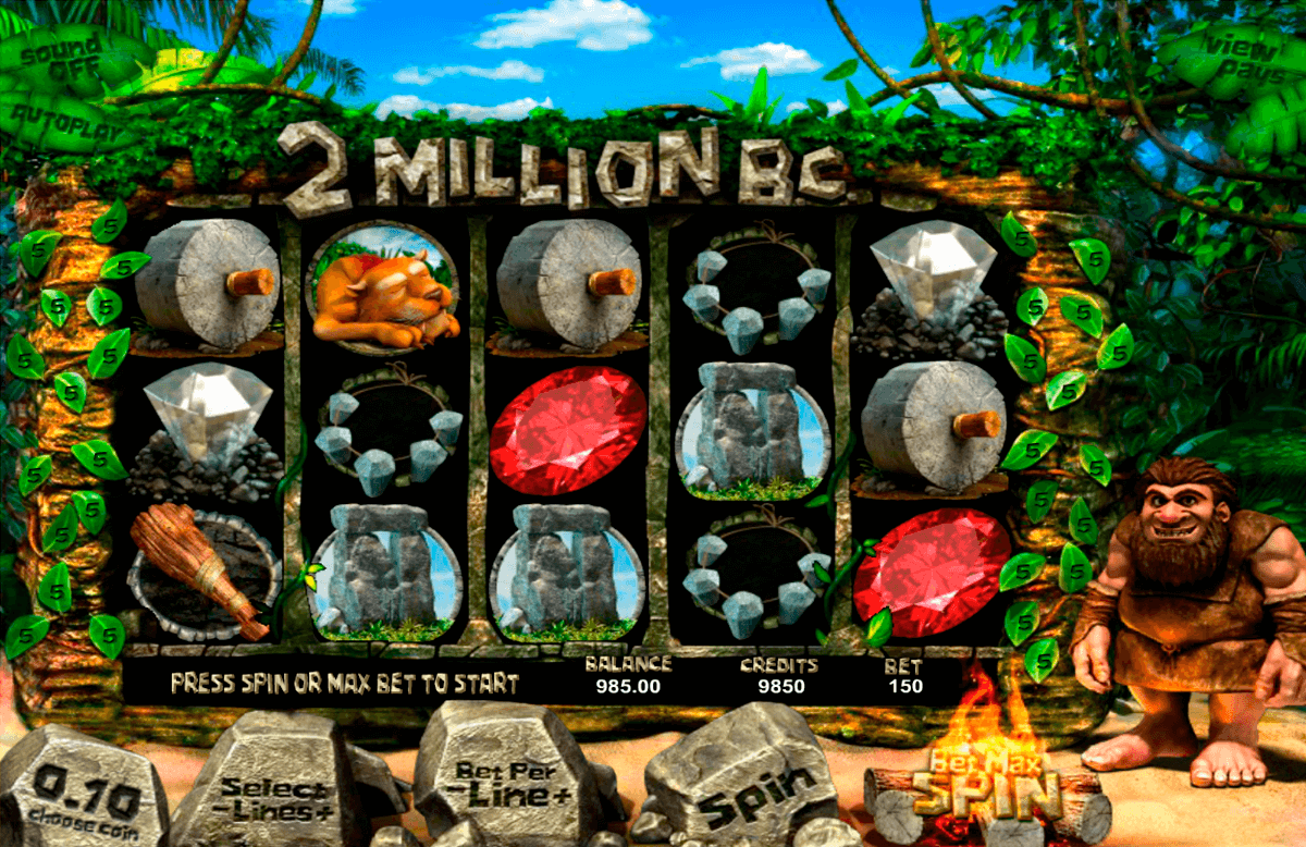 million bc betsoft