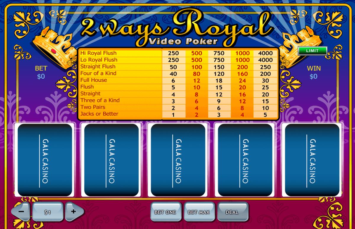 2 ways royal playtech