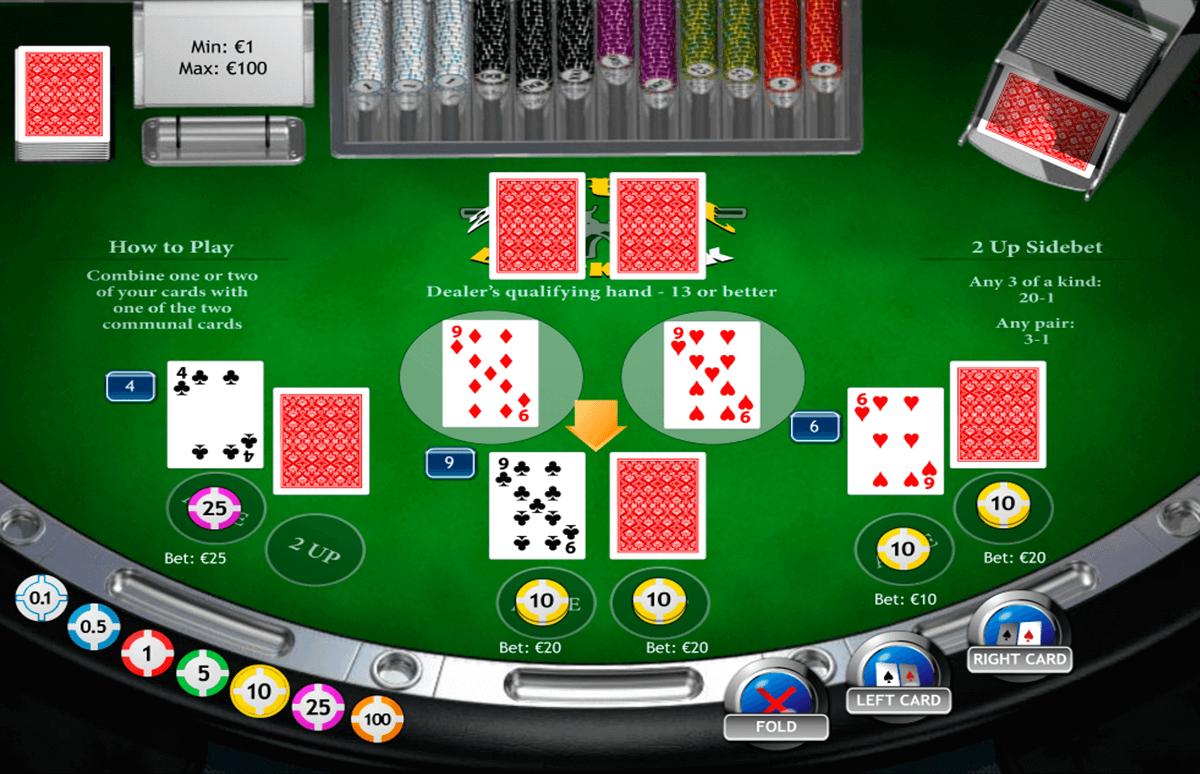 21 duel blackjack playtech