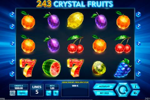 crystal fruits tom horn