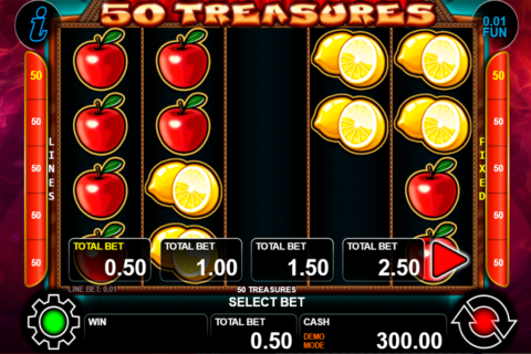treasures ct gaming interactive