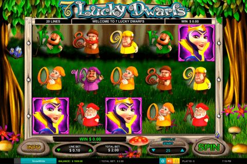 lucky dwarfs leander