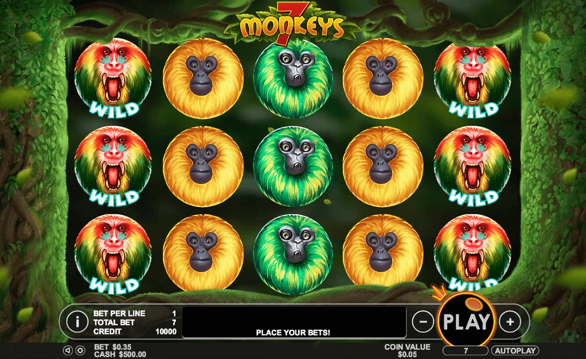 7 monkeys pragmatic