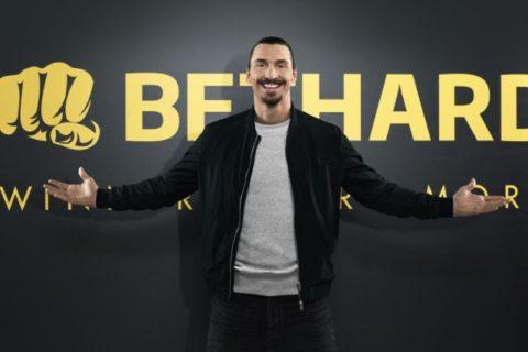 Bethard Zlatan Ibrahomovic