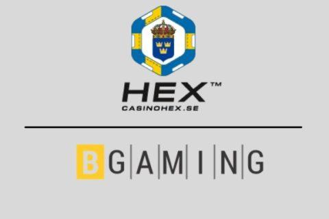 Bgaming CasinoHEX