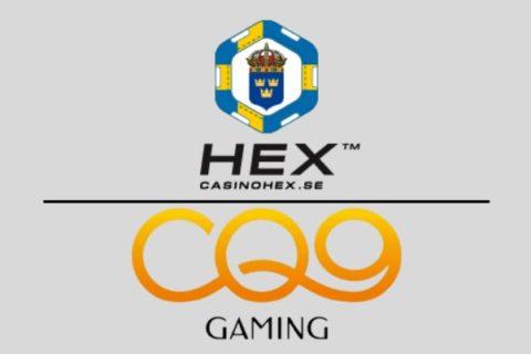 CQGaming CasinoHEX