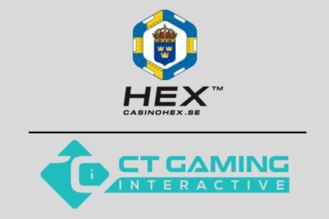 CT Gaming Interactive CasinoHEX