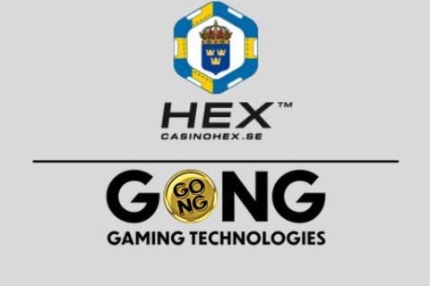 GONG Gaming CasinoHEX