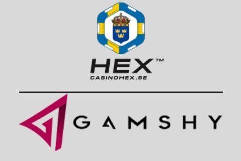 Gamshy CasinoHEX