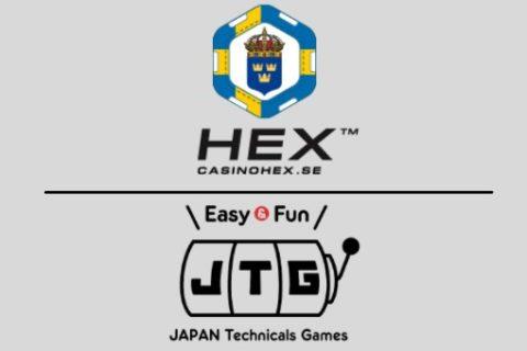 Japan Technicals Games CasinoHEX