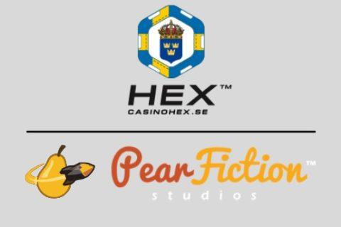 PearFiction CasinoHEX