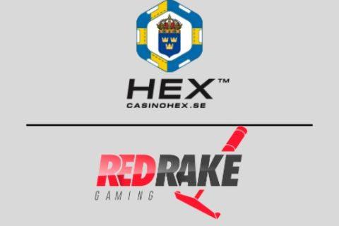 Red Rake Gaming CasinoHEX