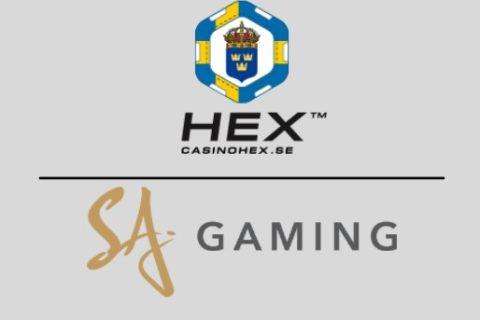 SA Gaming CasinoHEX