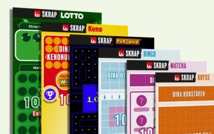 Miljonvinster på Svenska Spels lotterier 2019