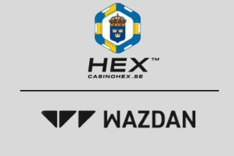 Wazdan CasinoHEX