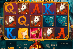 alice adventure isoftbet