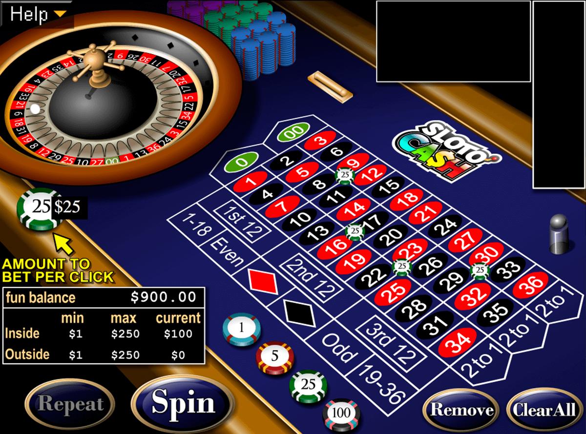 gratis casino spela roulette