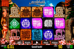 archibald orient hd world match