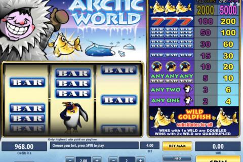 arctic world tom horn
