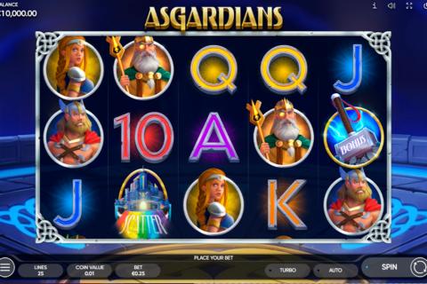 asgardians endorphina