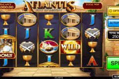 atlantis inspired gaming