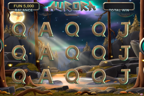 aurora northern lights gaming