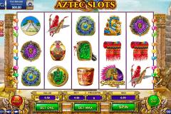 aztec slot gamesos