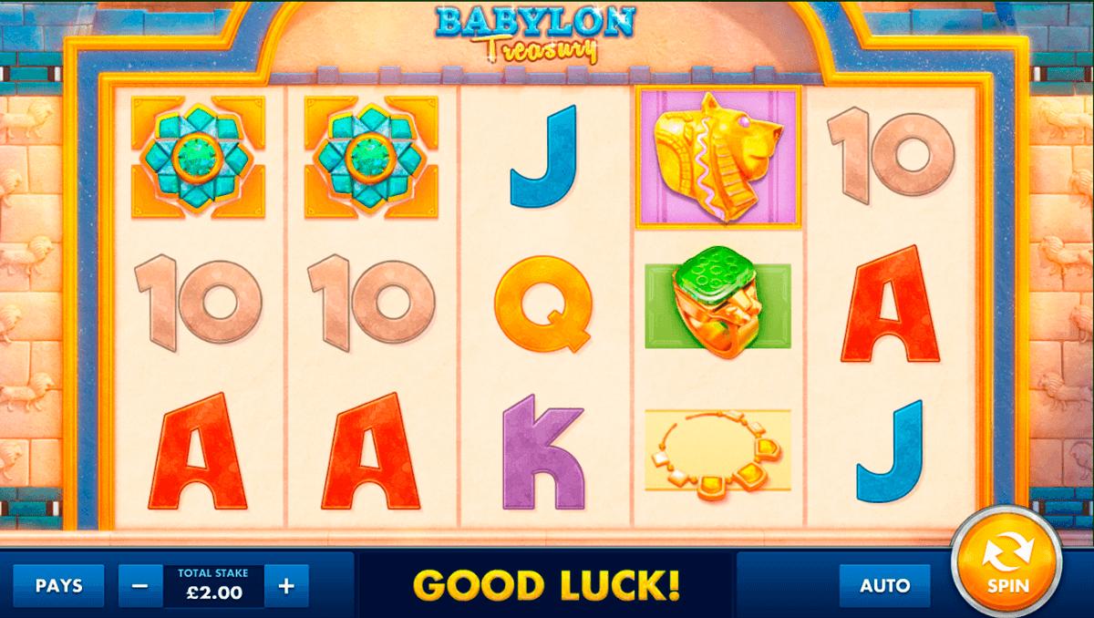 babylon treasury cayetano