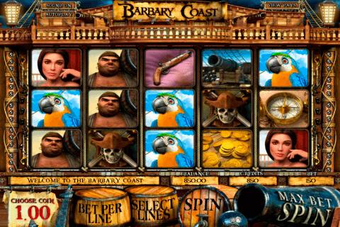 barbary coast betsoft