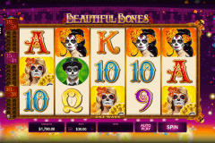 beautiful bones microgaming