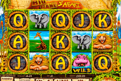 big game safari multislot