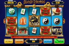 black dragon inspired gaming