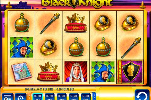 black knight wms