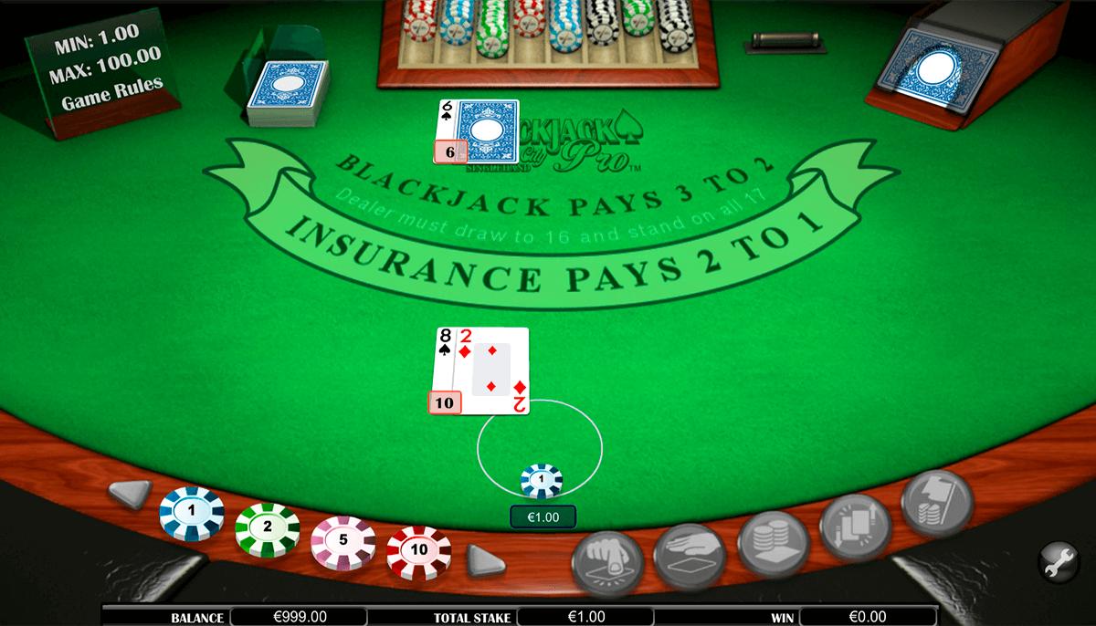 blackjack pro atlantic city singlehand netgen gaming