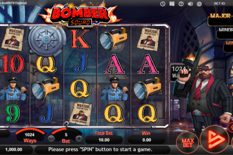 bomber squad simpleplay