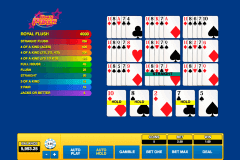 bonus poker habanero