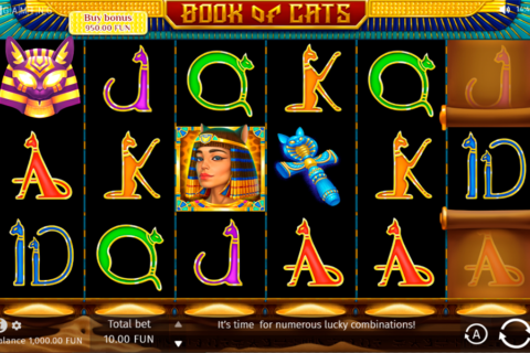 book of cats bgaming