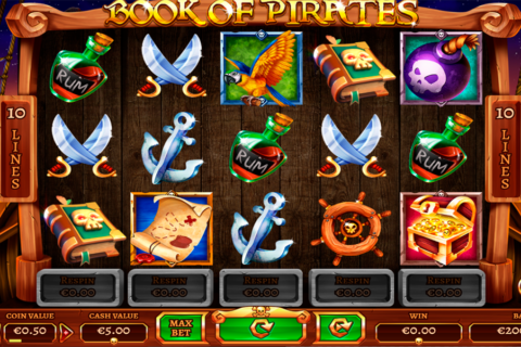 book of pirates gaming corps