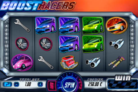 boost racers gaming