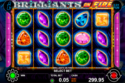 brilliants on fire ct gaming interactive