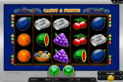 candy and fruits merkur