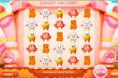 candy factory cayetano