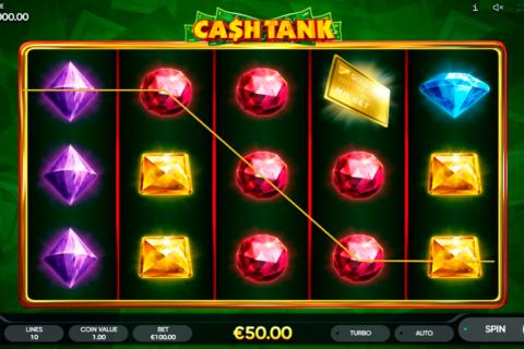 cash tank endorphina
