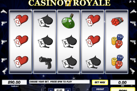 casino royale tom horn