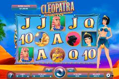 cleopatra arrows edge