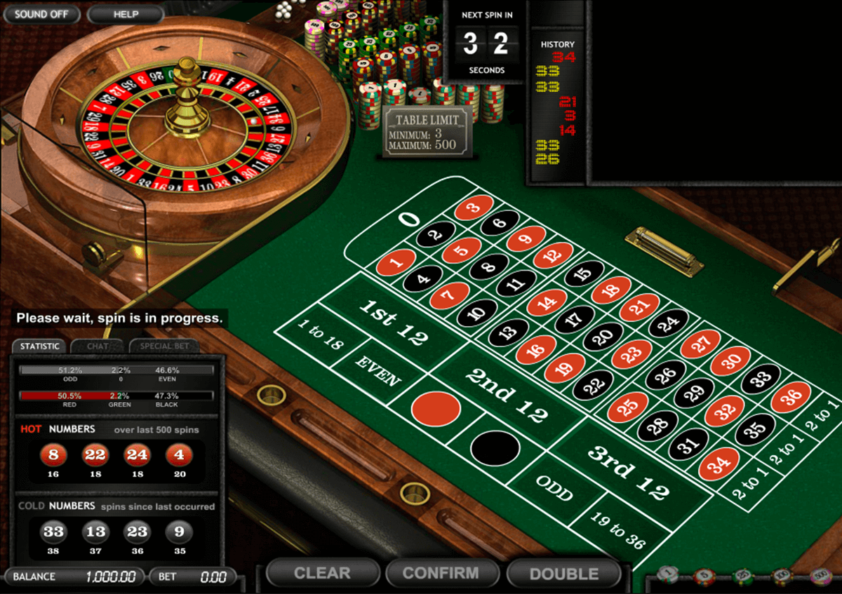 common draw roulette betsoft