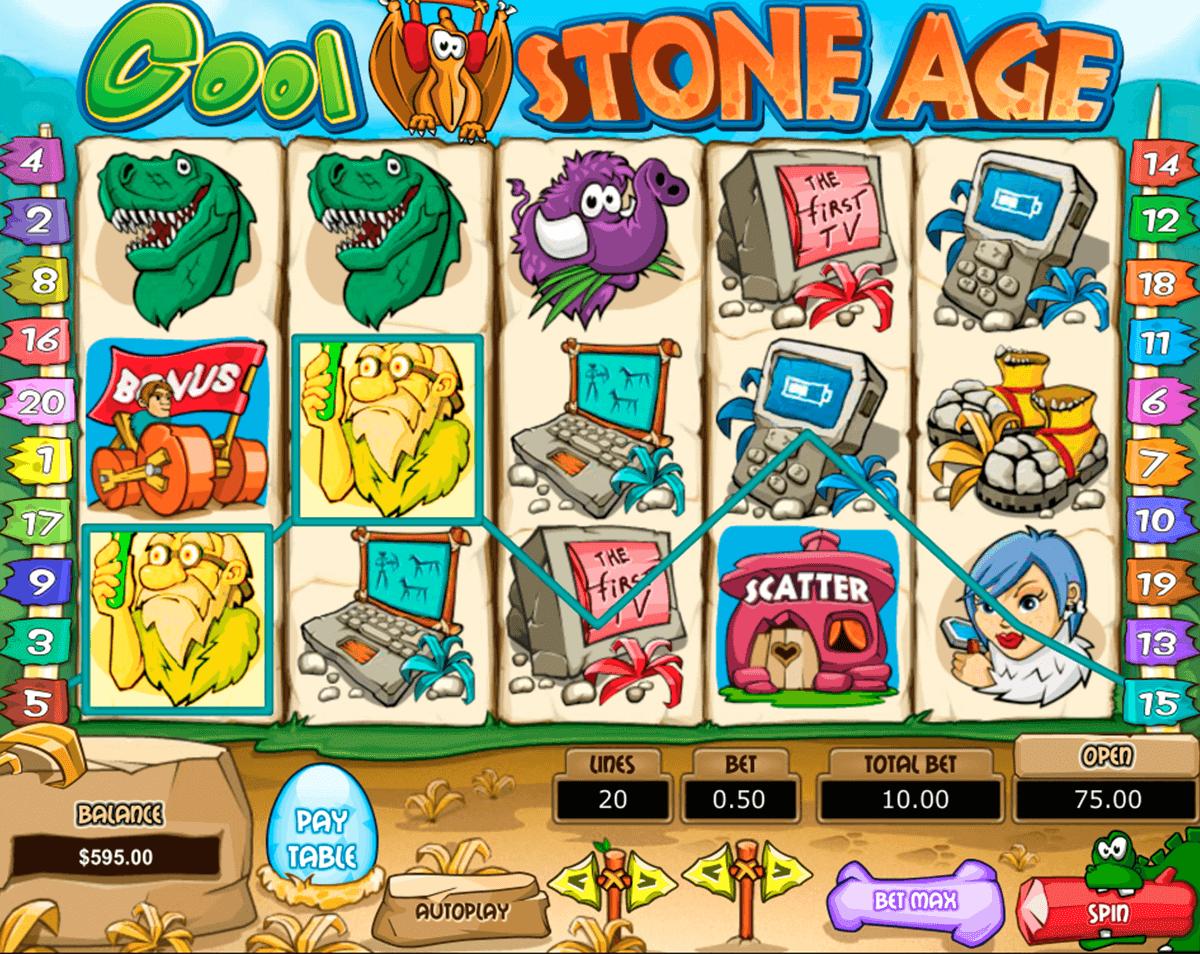cool stone age pragmatic