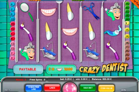 crazy dentist portomaso