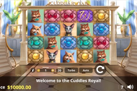 cuddles co lady luck games