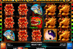 dancing dragons casino technology